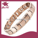 Health Care Fashion Jewelry Stainless Steel Bracelet (2015 Gus-STB-142)