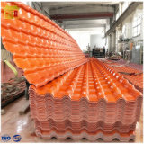 Synthetic Resin Roofing Sheet ASA Spanish Roofing Tile PVC Plastic Roof Tile