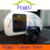 Mini Teardrop Trailer for Camping From Chinese Factory