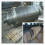 Forged Roll Open Die Forging Drawings ISO9001 Standards