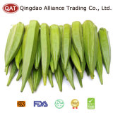 IQF Frozen Okra with Top Quality