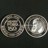 Custom Anniversary Celebration Challenge Coin Souvenir