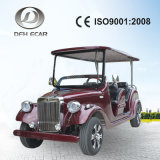 6 Seated Classic Tourist Sightseeing Car