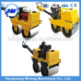 Small hydraulic Double Drum Road Roller Machine Price