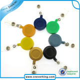 Plastic Retractable Badge Reels for ID Card