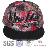 6 Panels Custom Snapback Cap