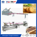 Best China Supplier Industrial Mechanical ISO9001 Certification Cream Filled Sandwich Biscuit