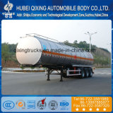 Good Quality Ss Flammable Liquid Tank Transport Semi-Trailer
