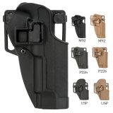 New Tactical Advanced Universal Gun Holster Combat Airsoft Waist Belt Holster Right Hand Molle Modular Pistol Holster