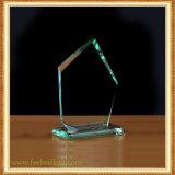 Custom Blank Glass Crystal Trophy