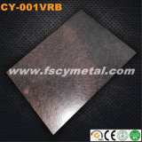 Decorative Vibration Stainless Steel Sheet with Ti Black and Copper