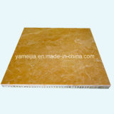 Natural Stone Honeycomb Composite Panel Exterior Decorative Materials
