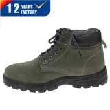Industrial Construction Working Suede Leather Cheap Safety Shoes