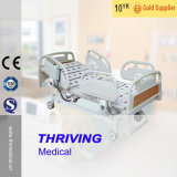 Thr-Eb321 High Quality Aluminum Alloy Electric Hospital Bed