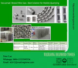 Diamond Wire Saw for Quarry with Long Life and Good Efficiency