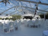 15mx35m Big Outdoor Transparent Marquee Tent for Romantic Wediing Party