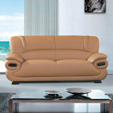 1+2+3 Style Factory Wholesale Price Office Leather Sofa (A828)
