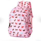 OEM/ODM Service Printing Children School Bag Trendy School Shoulder Backpack for Kids