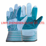 Welder′s Gloves Wear - Resistant and Slip - Proof Welding Protective Gloves