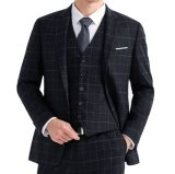 2020 Three-Piece Suit, Made to Measure Plaid Suit