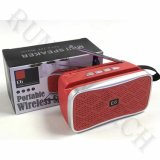 E6 Factory Wholesale Portable Cheap FM Radio Wireless Bluetooth Speaker