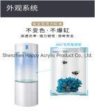 Manufacturers Direct Acrylic Cylindrical Aquarium Tank Aquarium Tank Round Wholesale