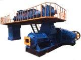 Solid Red Clay Brick Making Machine Extruder Machine for India