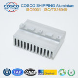 Aluminium/Aluminum Machined Heat Sink (with ISO9001: 2008 Certificated & anodized & RoHS)