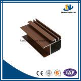 Wood Grain Surface Treatment for Aluminum