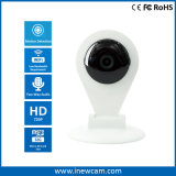 720p Small Size Robot Wireless IP Camera for Home Security