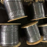 6*19 Steel Strand and Steel Core Galvanized Steel Wire Rope