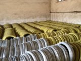 Factory Price 1.4mm Hot Dipped Galvanized Mild Steel Wire for Cable Armour and Barbed Wire