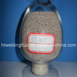 Agglomerated Saw Welding Flux for Submerged Arc Welding Wire EL8, Em12, Eh14
