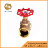 API Brass Water Control Globe Valve with Handwheel
