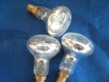 R50 E14 230V 28W Halogen Light Bulbs 28-Watts E14 Ses Warm White