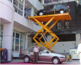 Underground Car Parking Lift with Scissor
