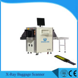 Multiple Size X-ray Baggage Scanner Strong Penetration