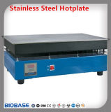 China Laboratory LCD 450 Degree Stainless Steel Hotplate Price