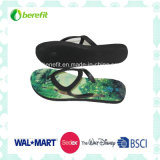 Rubber Sole and Rubber Straps, Women's Slippers