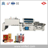 Automatic Heat Hot Sealing Sealer and Shrink Shrinkable Shrinking Pack Packer Package Packing Wrap Wrapper Wrapping Machine for Carton Box