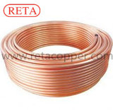 Refrigeration 9.52mm Level Wound Copper Tube