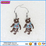 China Popular Carton Bear Earring Wholesale