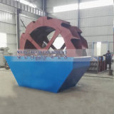 Fine Sand Wheel Washing Plant