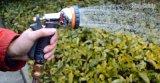 8-Pattern Metal Water Spray Gun Hose Nozzle for Garden