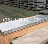 Prime Professional 0.17mm Gi Corrguated Metal Roofing Sheet for Wholesales