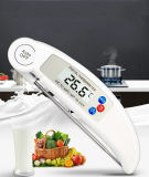 Factory Sale 4 Color Folding Thermometer Kitchen Baked Oil Warm BBQ Digital Temperature Meter