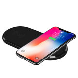 Double Charge and Quick Charge Mobile Phone Emergency Wireless Charger