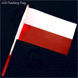 Wholesale Sport Events Luminous Cheer America Flag LED Light Durable Mini LED Lighting Cheap Hand Held Flag with Light