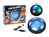 14cm Rechargeable B/O Table Air Hover Football with Lights