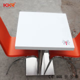 Acrylic Solid Surface Corian White Dining Room Furniture for Sale